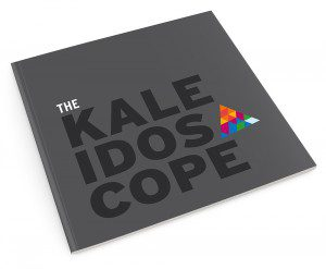 The Kaleidoscope cover mock up